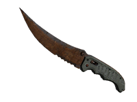 ★Flip Knife | Rust Coat (Пыльник)