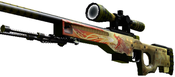 AWP | Dragon Lore (История о драконе)