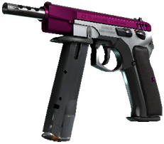 CZ75-Auto | The Fuschia Is Now (Новая фуксия)