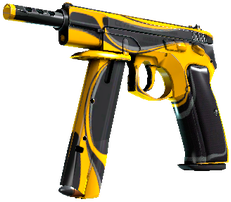 CZ75-Auto | Yellow Jacket (Желтый жакет)