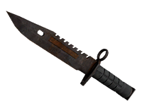 ★M9 Bayonet | Rust Coat (Пыльник)