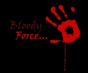 Логотип BloodyForce.