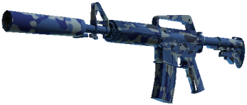 M4A1-S | Bright Water (Чистая вода)