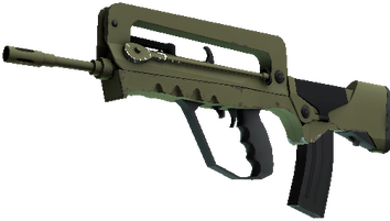 FAMAS | Colony (Колония)