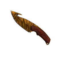 ★Gut Knife | Tiger Tooth (Зуб тигра)