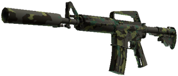 M4A1-S | Boreal Forest (Северный лес)